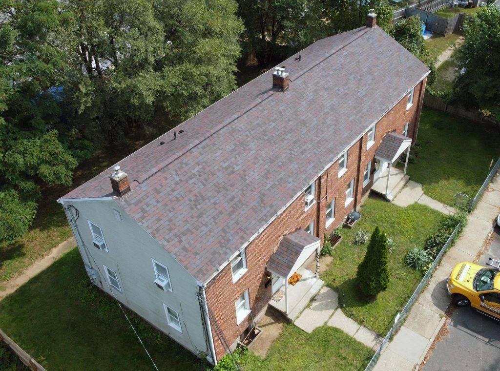 Commercial Asphalt Shingle Roof